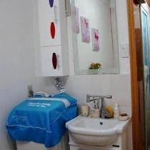 洗脸台和洗衣机