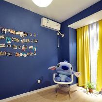 书房照片墙