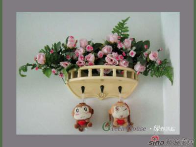 装饰花架壁挂:http://item.taobao.com/item.htm?id=1274029836