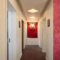 来个异域风格 超酷装修四室两厅现代家