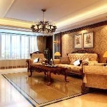 哈尔滨实创14万打造盛和世纪欧式风格极致艺术之美