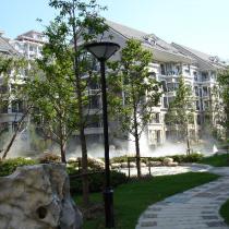 乐居轩所在的长江国际花园小区