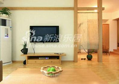 简洁的电视墙