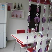 紫色蝶恋花