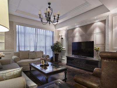客厅整体空间