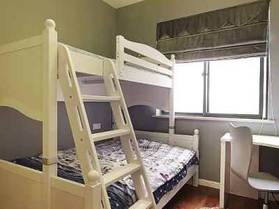 这个床,就算宝宝长大了也可以睡,假若生了双胞胎也可以睡