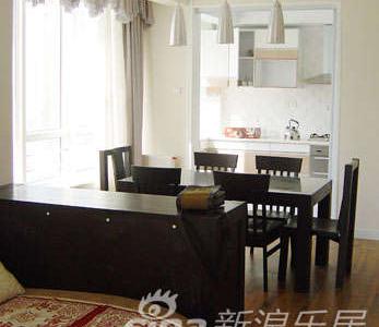餐厅及厨房空间
