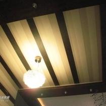 餐厅顶部设计
