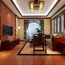 长沙实创装饰-新中式风格装修设计