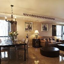 客厅 餐厅的设计
