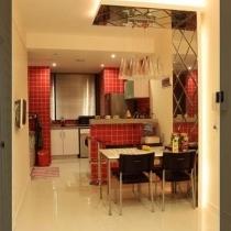 遥望餐厅、厨房