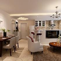 小夫妻的北欧家居360度无死角86平2居室