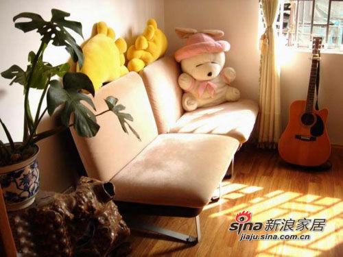 书房布艺沙发