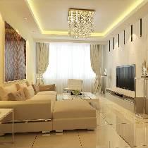 100平两居室现代简约装修