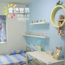 儿童房,蓝色的水手世界