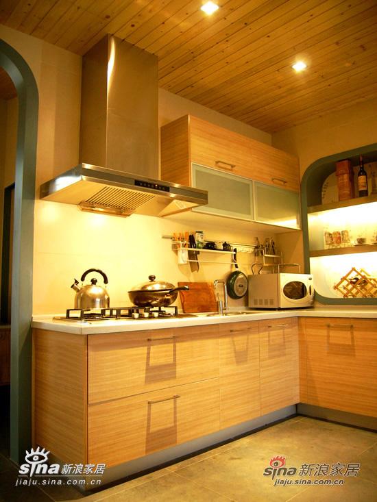 开放式厨房