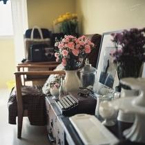 摄影师的新复古SWEET HOME
