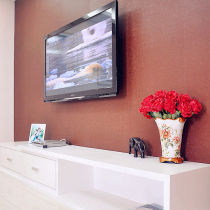 9万装120平简约复式 营造温暖舒适的家