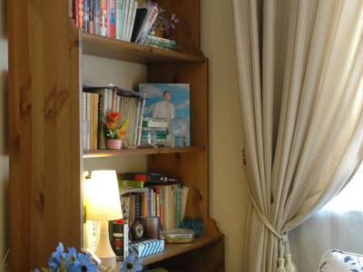 书架的角落