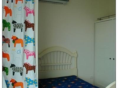 北面的儿童房,有大飘窗