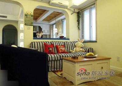 客厅,沙发休闲区。