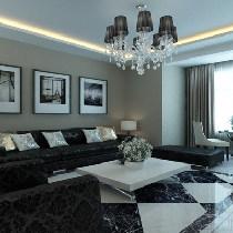 16.8万-打造金海御苑-以简洁精美的造型达到高雅华贵的装饰效果。