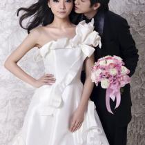 彭坦春晓结婚