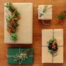 DIY超新鲜的花束包装手工教程