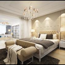 奢华大气卧室装修效果图