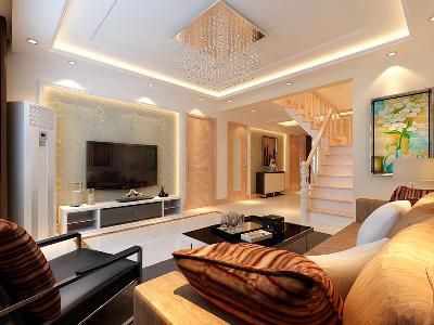 家不一定要色彩斑斓,在忙碌一天以后,明朗舒适的家更能让身心得以放松,简单的轮廓下融入现代的元素,白色和深浅棕色为主要色调,为业主打造一个自然舒适的现代简约之家。