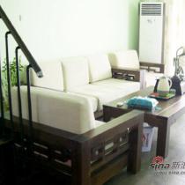 客厅,沙发,其实之前一直就是喜欢的中式风格,但装修前一直觉得不可能实现。对于后来居然实现了,我一直也感到奇怪,呵呵