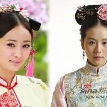 而杨幂和刘诗诗则是因为拍摄《仙剑奇侠传3》而相识,在一起拍戏的时候,两人发现彼此有很多共同话题