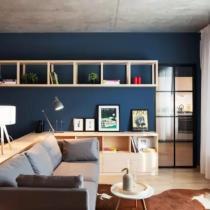 设计师的48㎡一居室为什么比我家大这么多?