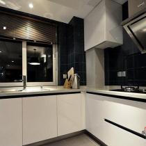 白色系厨房