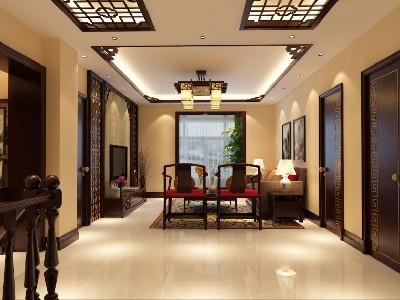 中式风格餐厅装修