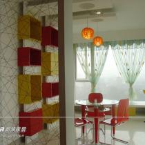 红色咏叹调:一套婚房设计