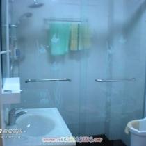 做的淋浴门