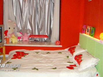铛铛铛!!!进入我的闺房,床是塌塌米哦