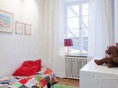 60平色彩公寓 绚烂生活空间
