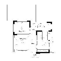 顺园小区-二层平面吊顶图