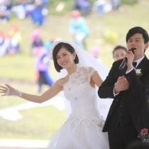 张杰演唱《Marry-me》
