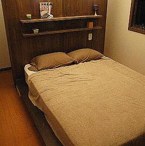 小小的卧室