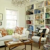 隔架单元是客厅不可缺少的物件