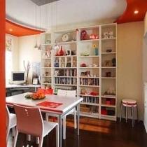 餐厅兼书房