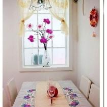 心动的那一处之【6】——美丽餐桌:不用说了,美翻了~~~~~冰箱贴也是淘宝淘哒,狂可爱的!!!!