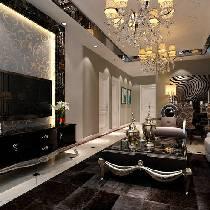 88平欧式风美居,新一代时尚婚房就是要你好看