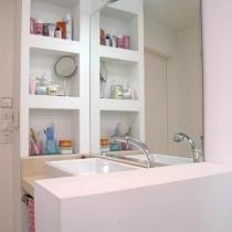 卫浴整理柜
