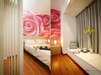闺蜜家的卧室设计