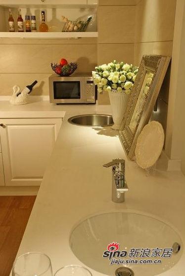 简洁的卫浴