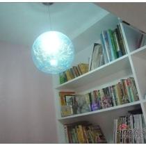 上面的蓝色灯是从淘宝买的